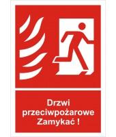 Naklejka 14x20 |  Drzwi...