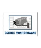 Monitoring - Tabliczka -...