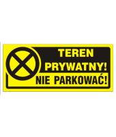 Tablica 23x10| Teren...