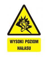 Tablica 25x35 cm | WYSOKI...