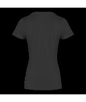 T-shirt koszulka damska czarna
