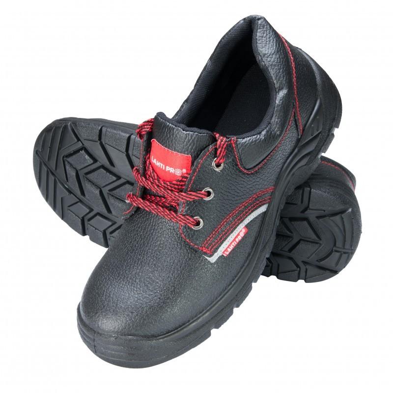 02db507ea9a1b6 Buty robocze posiadają stalowy podnosek ochronny zabezpieczający palce  stopy przed uderzeniem z energią 200J.Podeszwa posiada właściwości ...