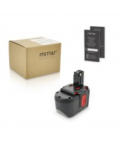 bateria mitsu Bosch 13624,...