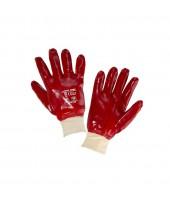 Rękawice oblewane PVC 12szt